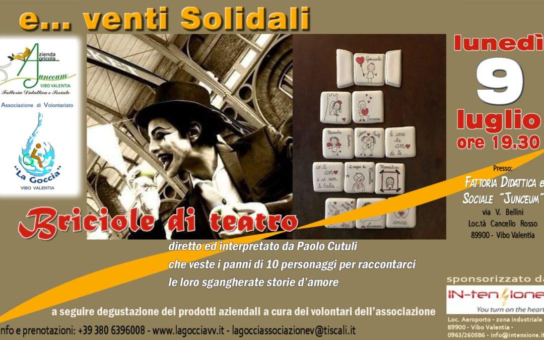 E…venti solidali: Paolo Cutuli alla Fattoria